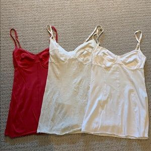 Wilfred tanks - 3 for $25!